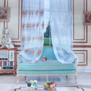 Rèm vải voan, rèm voan đẹp, rèm voan trang trí giá rẻ ở hà nội