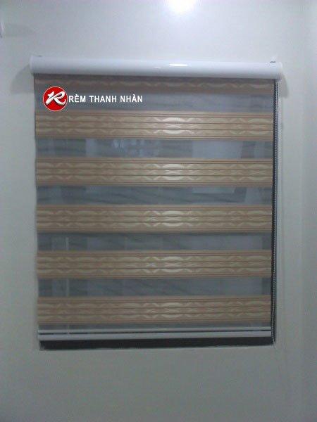 Rèm cửa đẹp giá rẻ - Rèm cầu vồng Hàn Quốc tại quận Thanh Xuân Hà Nội