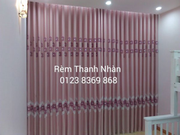 Rèm cửa đẹp giá rẻ quận Thanh Xuân Hà Nội - Rèm Thanh Nhàn