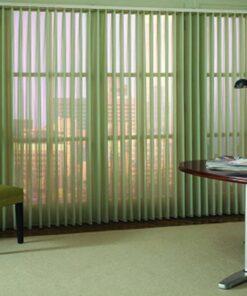 Rèm Lá Dọc RLD-010, Mua rèm Lá dọc, mành Lá dọc văn phòng ở đâu Hà Nội?