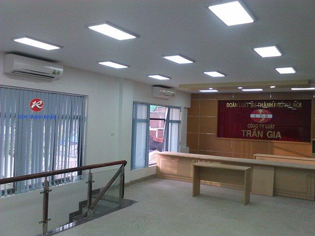 rem la doc rem cua so - Rèm vải cao cấp công ty Luật Trần Gia đường Tô Hiệu Hà Đông Hà Nội