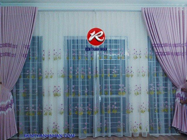 rem vai cotton 2 lop dep ha noi - Rèm Cửa Đẹp Giá Rẻ - Rèm Vải Cotton - Rèm Gỗ đẹp Hà Đông