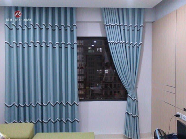 Rèm vải đẹp ở Hà Nội, Rèm vải cotton đẹp