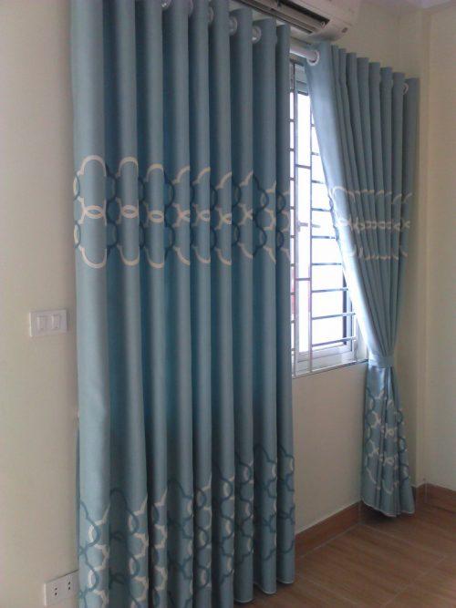 Rèm vải đẹp ở Hà Đông