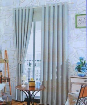 Rèm vải giá rẻ RV797 Hà Nội