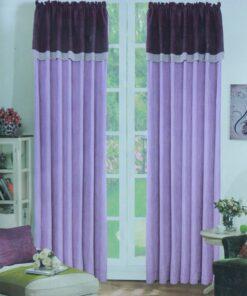 Rèm Vải Một Màu RV-016