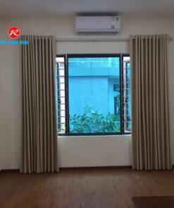 Rèm vải RV950 cho phòng ngủ gia đình