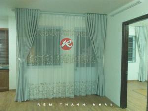 Rèm Cửa Chung Cư CT2 Yên Nghĩa Bộ Tư Lệnh Thủ Đô