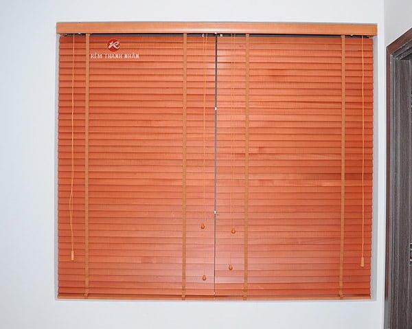Mua rèm gỗ cao cấp ở Đường Tố Hữu Hà Đông Hà Nội