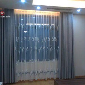 Rèm vải cao su RV-102