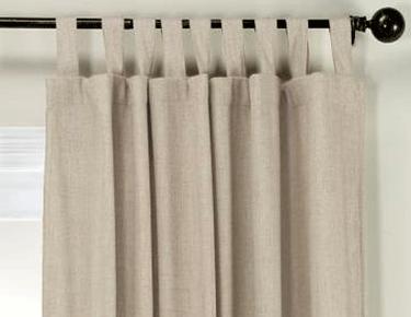 Kiểu rèm Tab (rèm đai)