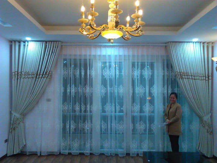 Địa chỉ may rèm vải uy tín ở Hà Đông, Hà Nội, tphcm