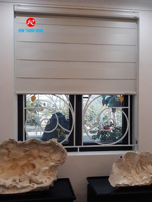 Rèm cửa sổ cầu vồng Hàn Quốc