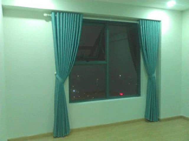 Rèm cửa chống nắng chung cư