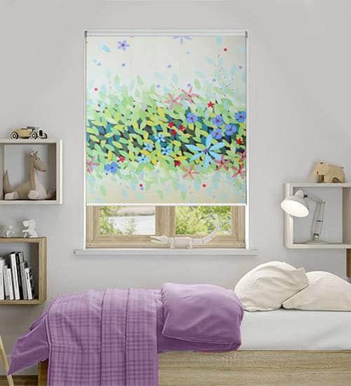 Rèm cuốn tranh CT-021-B