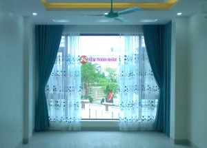 Rèm cửa vải Thô Bố ở Hà Nội