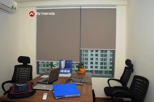 Rèm cuốn văn phòng đẹp nhất ở Hà Đông Hà Nội