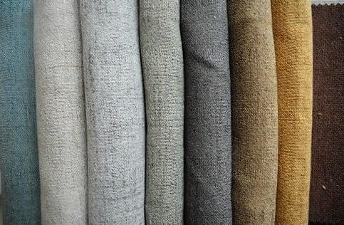 Mau sac rem vai tho xuoc cotton - Rèm Vải Thô Xước Đẹp Năm 2018 ở Hà Đông Hà Nội