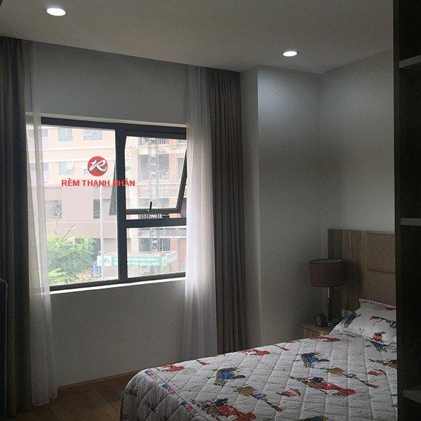 Rèm vải cho cửa sổ phòng ngủ
