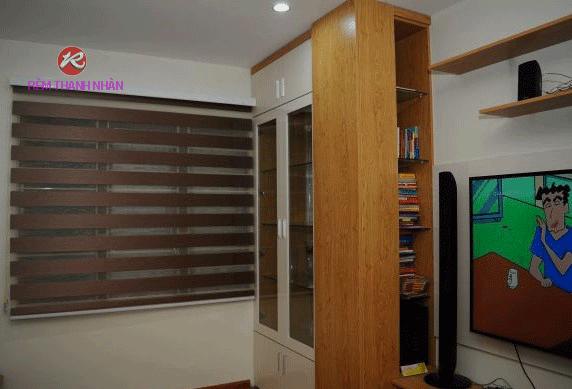 Rèm cầu vồng Hàn Quốc cao cấp , rèm cửa sổ Thanh Nhàn Hà Nội