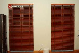 Rèm gỗ giá rẻ ở đường Tố Hữu Hà Đông Hà Nội - Mành gỗ tự nhiên