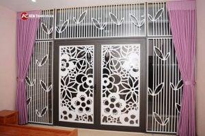 Địa chỉ chọn rèm cửa gia đình, rèm cửa sổ, rèm cửa ban công đẹp Hà Nội