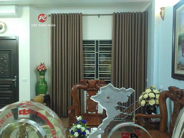 Chọn rèm vải Bố - Canvas Hà Đông, Hà Nội
