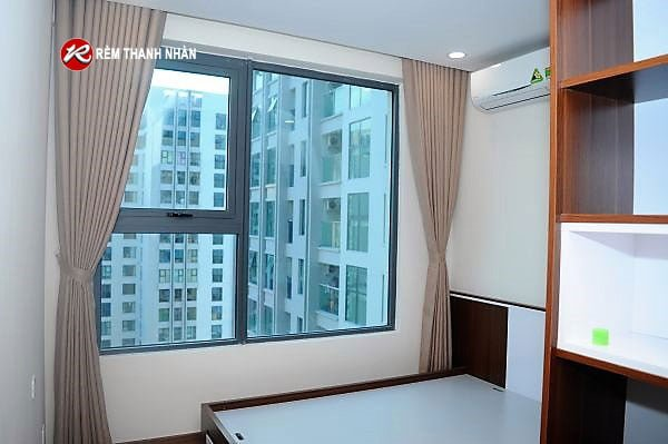 mau rem cua phong ngu dep - Lựa chọn mẫu rèm cửa phòng ngủ đẹp tại Hà Nội