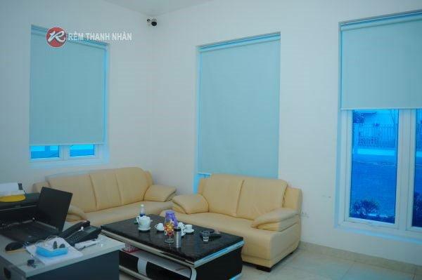 rem cuon van phong rem cua gia dinh - Địa chỉ rèm cửa gia đình, rèm cửa sổ đẹp Hà Nội