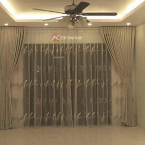 Rèm vải Lụa Silk-015