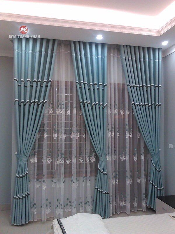 rem vai cotton hl8 789 - Mẫu rèm vải Cotton đẹp, độc và lạ tại Hà Nội