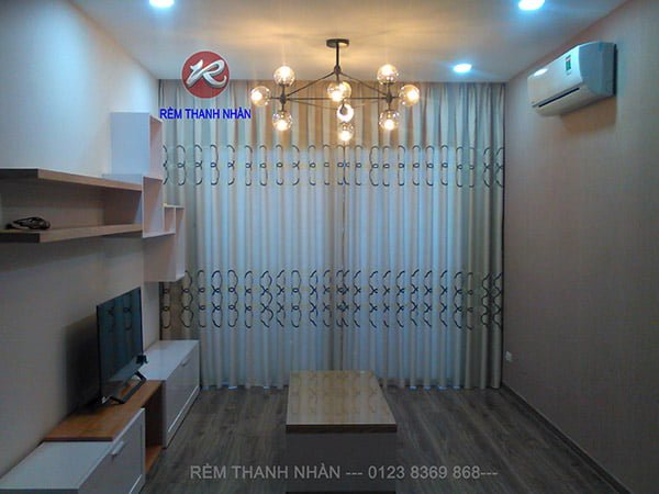 rem vai cotton - Rèm vải Cotton đẹp, chất lượng tại quận Thanh Xuân Hà Nội