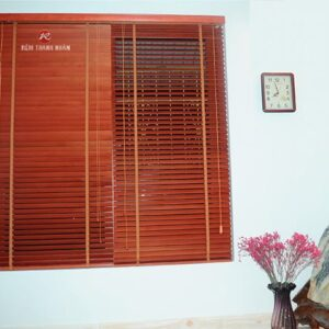 Rèm gỗ cao cấp đẹp STW-036