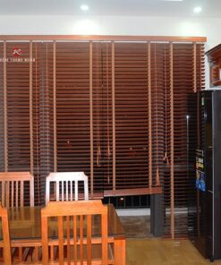 Rèm gỗ cao cấp STW-003
