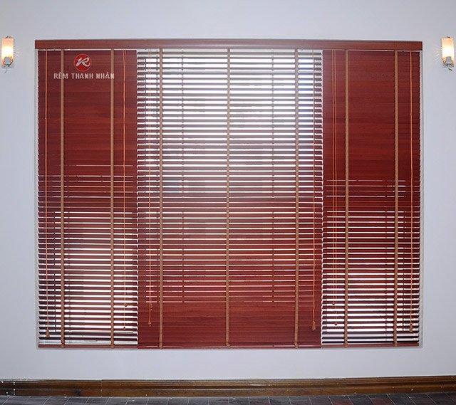 Rèm gỗ cao cấp STW-031