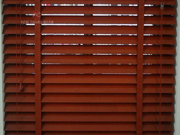 Lá rèm gỗ lật MSJ 305