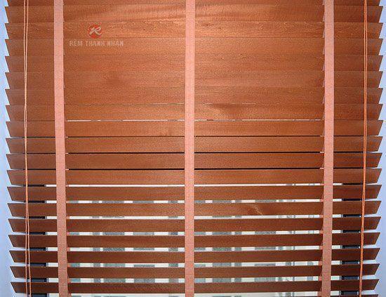 Màu mành sáo gỗ STW-019