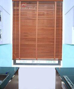 Rèm gỗ tự nhiên STW-019, Rèm cửa phòng Bếp