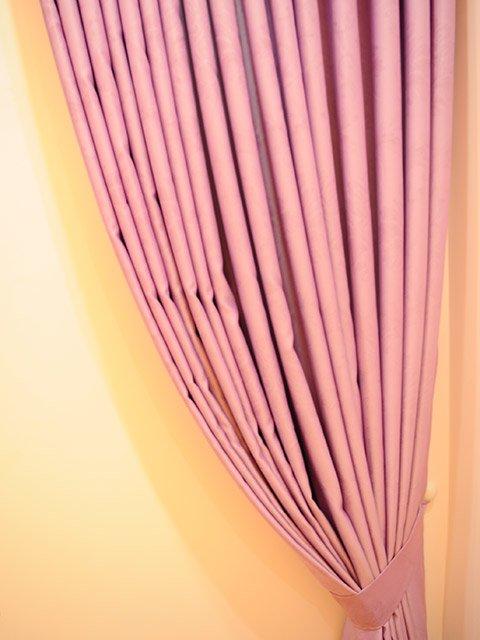 rem thanh nhan - Mẫu rèm vải hoa văn chìm cho rèm phòng ngủ