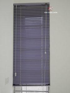Màn sáo nhôm ST-11 sử dụng cho rèm cửa sổ phòng ngủ