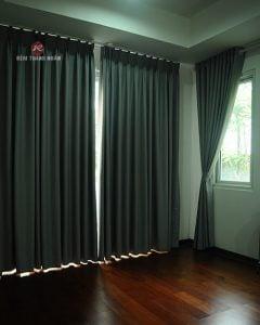 Rèm vải Blackout chống nắng