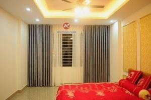 Mẫu Rèm Cửa Sổ Phòng Ngủ Hà Nội