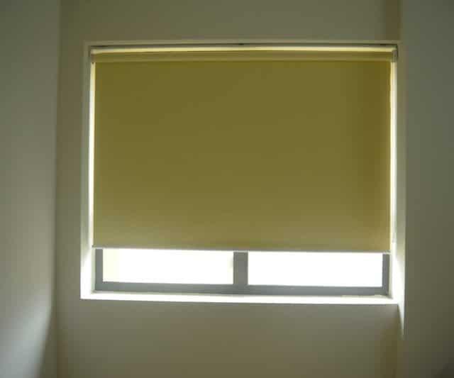 rem cuon chong nang c701 - Rèm cuốn chống nắng văn phòng ở Hà Đông