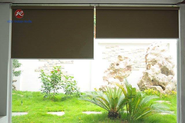 Rèm cuốn chống nắng C506