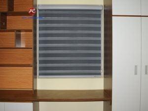 Rèm cuốn cầu vồng Hillary HY-744 Hàn Quốc