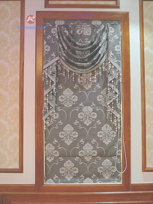 Rèm ROMAN Kẹp RM-2012-9