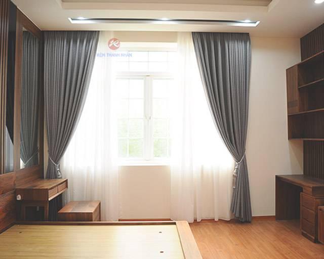 Rèm Vải Hàn Quốc JUDITH S-06