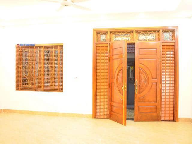 Rèm cửa gỗ giá rẻ MSJ 305