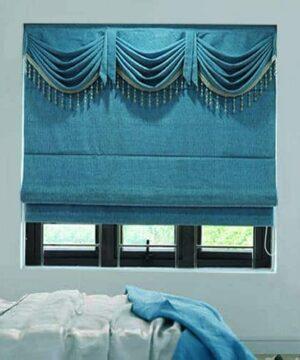 Rèm roman cho phòng ngủ