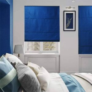 Rèm roman kẹp RM-891-35 cho phòng ngủ